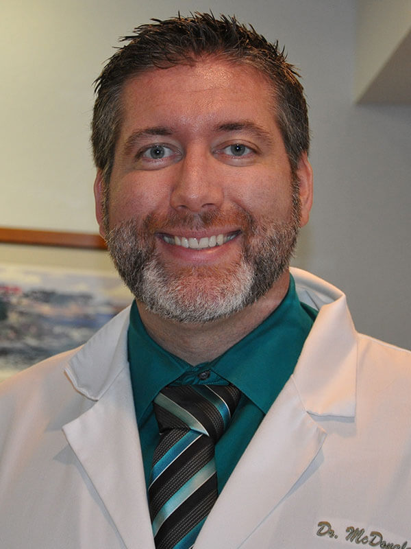 Morgan Hill Dentist - Dr. Andrew McDonald
